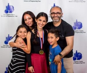 family portrait-parent page