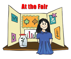 volunteer at Fair